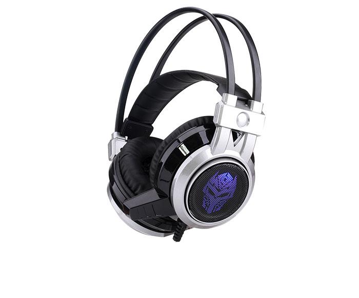 Rexus Gaming Headset Thundervox HX1 - Mic & LED