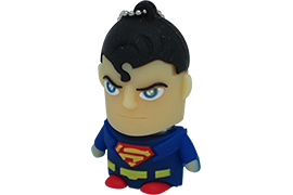60910103 fuf usb flash disk superman 16 gb 01