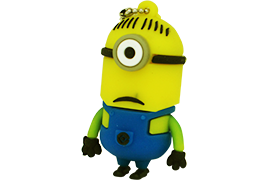 60910156 fuf usb flash disk minion 16 gb 01
