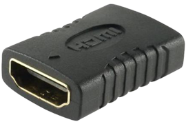 Connector hdmi  f  to hdmi  f  01